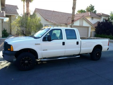 excellent running 2006 Ford F 250 XL crew cab for sale