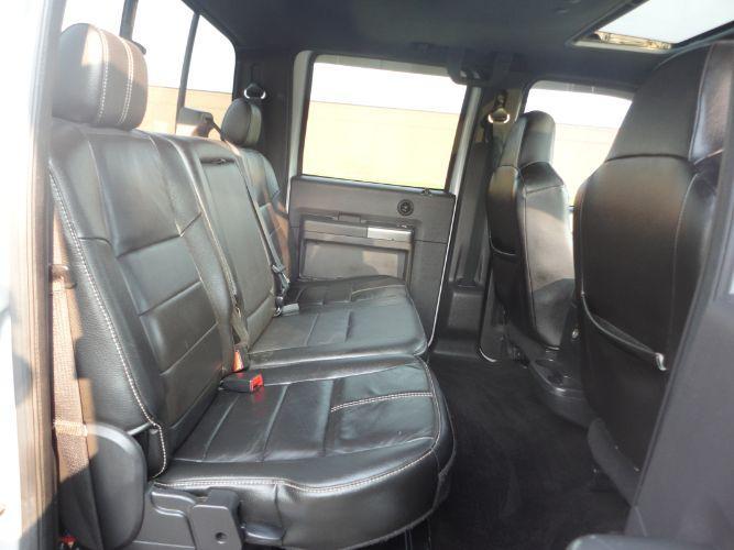 many upgrades 2008 Ford F 350 Super Duty crew cab