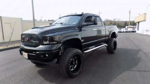 upgraded 2007 Dodge Ram 2500 pickup crew cab for sale