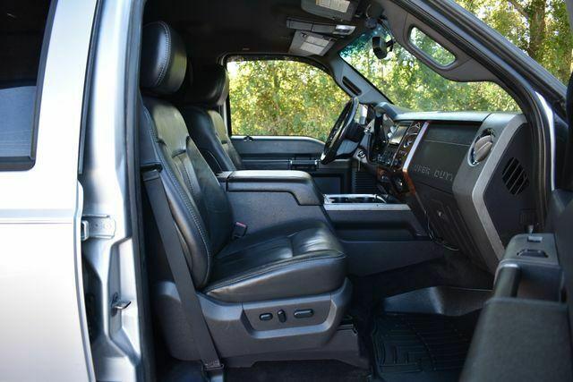custom 2011 Ford F 250 Lariat crew cab