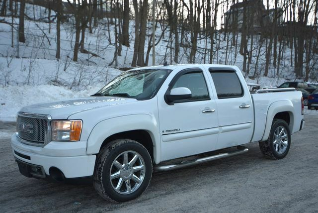 fully loaded 2008 GMC Sierra 2500 crew cab