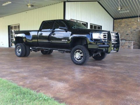 lift kit 2010 GMC Sierra 3500 SLT crew cab for sale