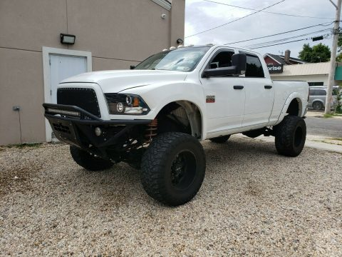 upgraded 2012 Dodge Ram 2500 crew cab for sale