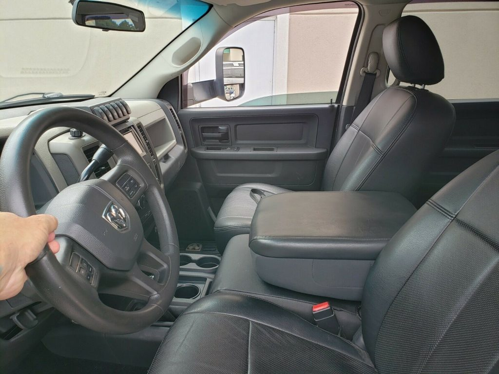 upgraded 2012 Dodge Ram 2500 crew cab