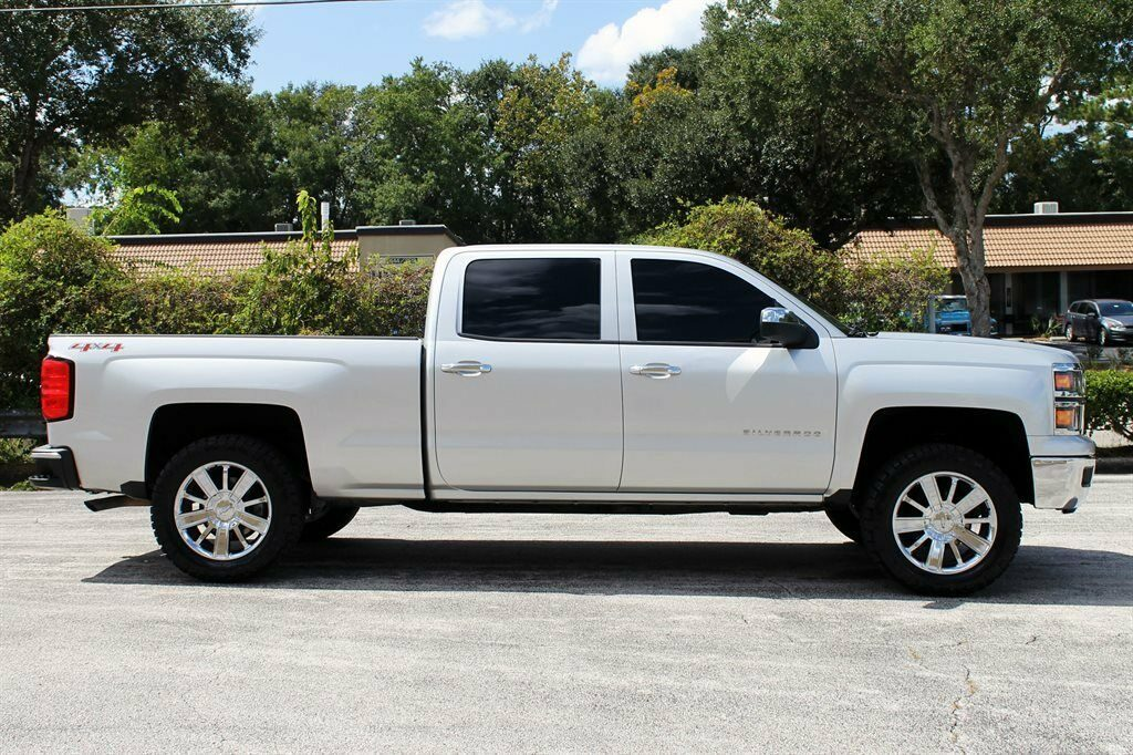 great shape 2014 Chevrolet Silverado 1500 LT Z71 crew cab