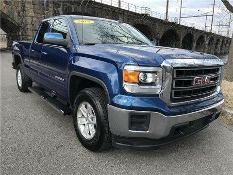 just serviced 2015 GMC Sierra 1500 SLE crew cab for sale