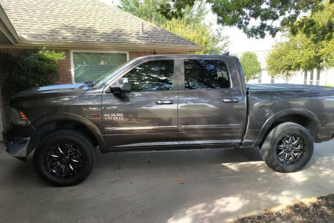 luxury package 2015 Ram 1500 Ram 1500 crew cab for sale