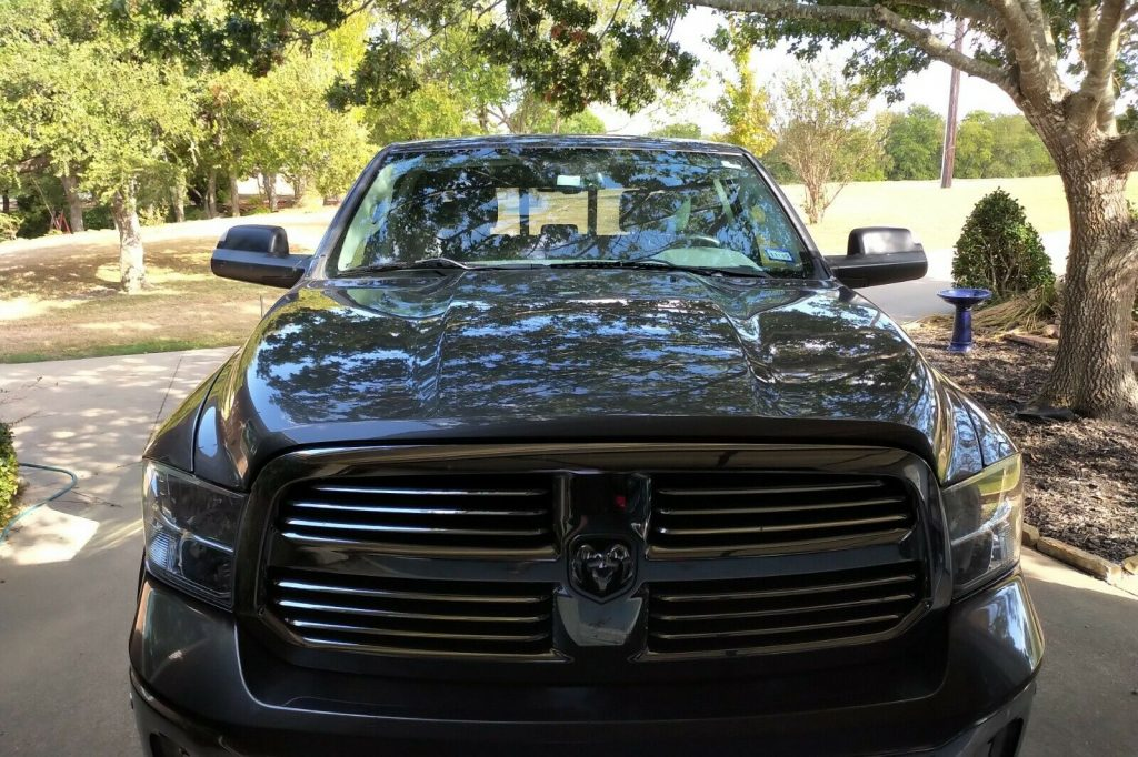 luxury package 2015 Ram 1500 Ram 1500 crew cab