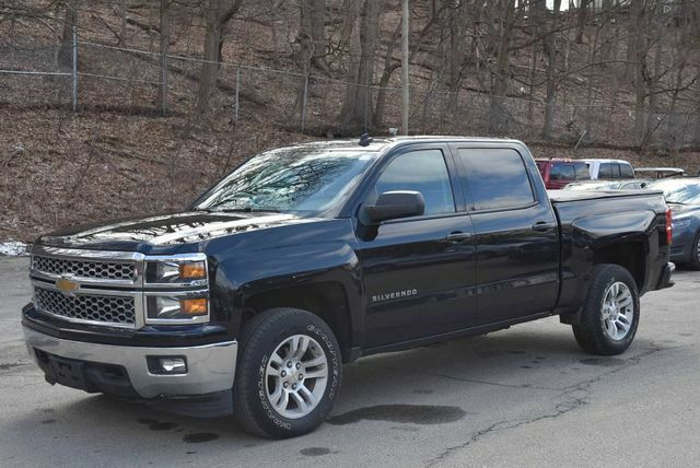 well equipped 2014 Chevrolet Silverado 1500 LT crew cab