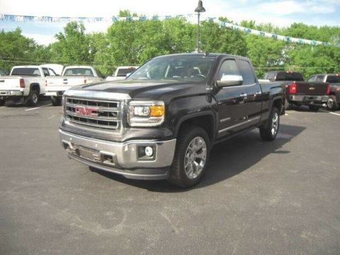 well equipped 2014 GMC Sierra 1500 SLT crew cab for sale