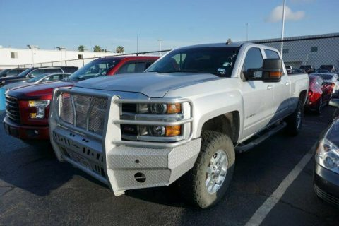 well equipped 2015 Chevrolet Silverado 2500 LT crew cab for sale