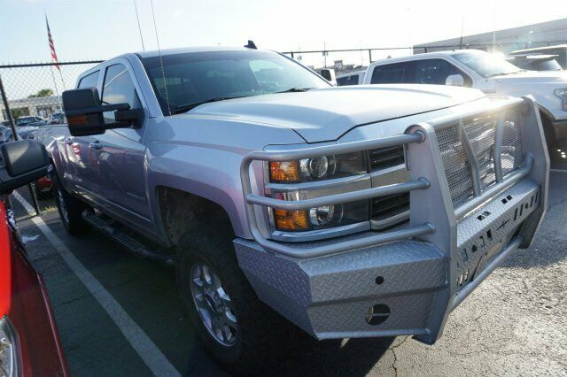 well equipped 2015 Chevrolet Silverado 2500 LT crew cab