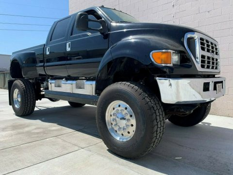 badass 2003 Ford F650 Super Truck crew cab for sale