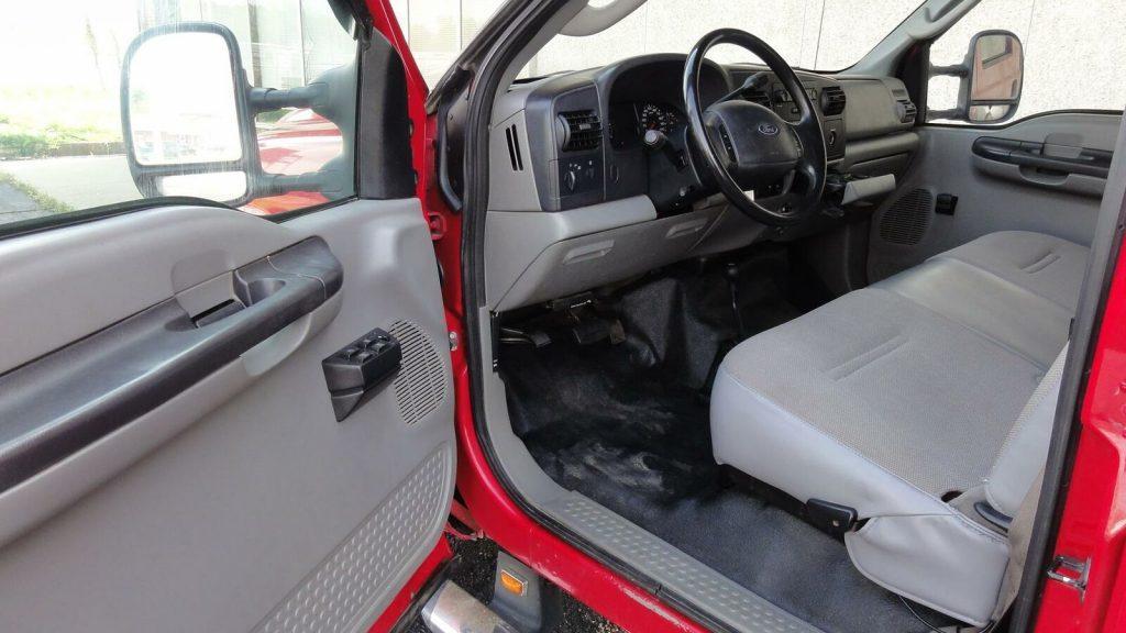 clean 2006 Ford F 250 XL/XLT Powerstroke crew cab