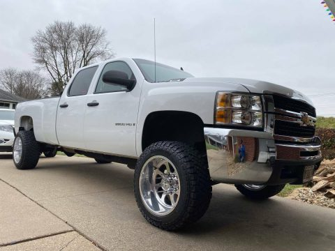 garage queen 2009 Chevrolet Silverado 2500 Crew cab for sale