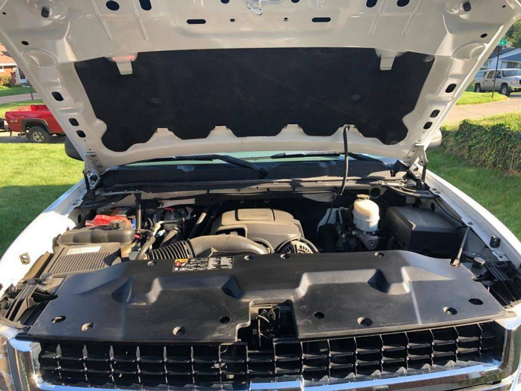 garage queen 2009 Chevrolet Silverado 2500 Crew cab