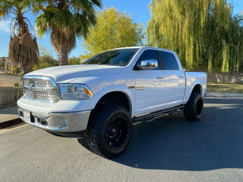 loaded 2018 Dodge Ram 1500 crew cab for sale
