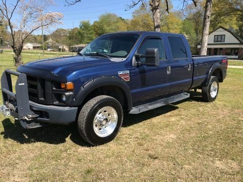 needs nothing 2008 Ford F 350 Xl crew cab for sale