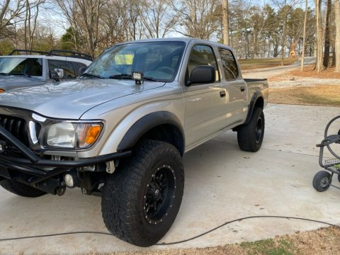 new parts 2004 Toyota Tacoma PreRunner crew cab for sale
