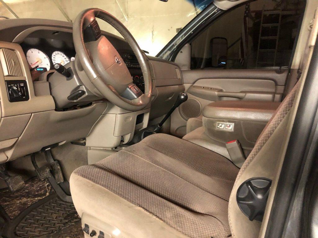 badass 2005 Dodge Ram 2500 SLT crew cab