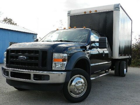 clean 2010 Ford F 550 XL crew cab for sale