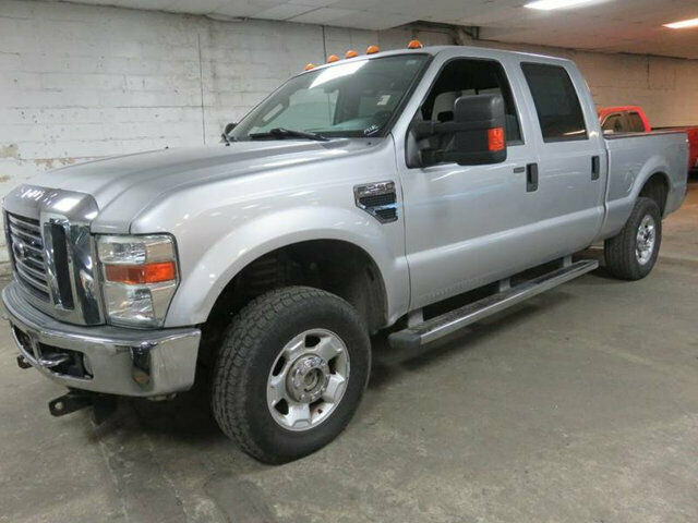 well equipped 2010 Ford F 250 crew cab
