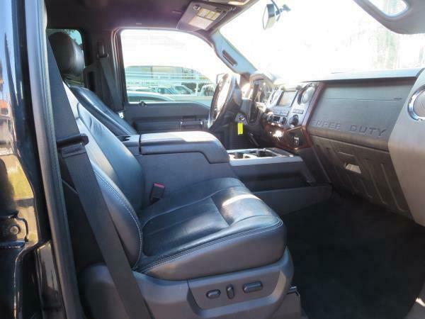 custom lifted 2012 Ford F-250 LARIAT crew cab