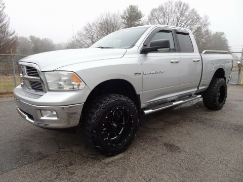 loaded 2011 Ram 1500 Big Horn crew cab for sale