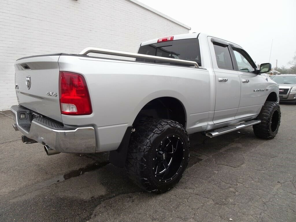 loaded 2011 Ram 1500 Big Horn crew cab