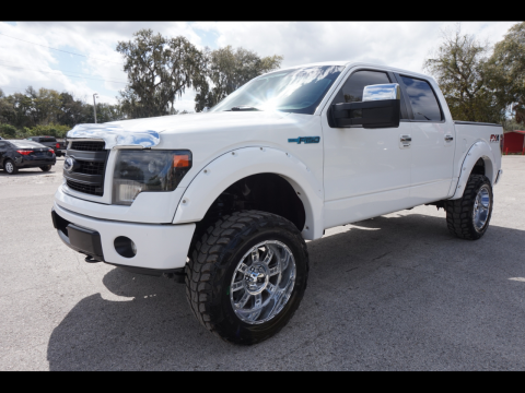 nice and clean 2013 Ford F 150 XLT Supercrew crew cab for sale