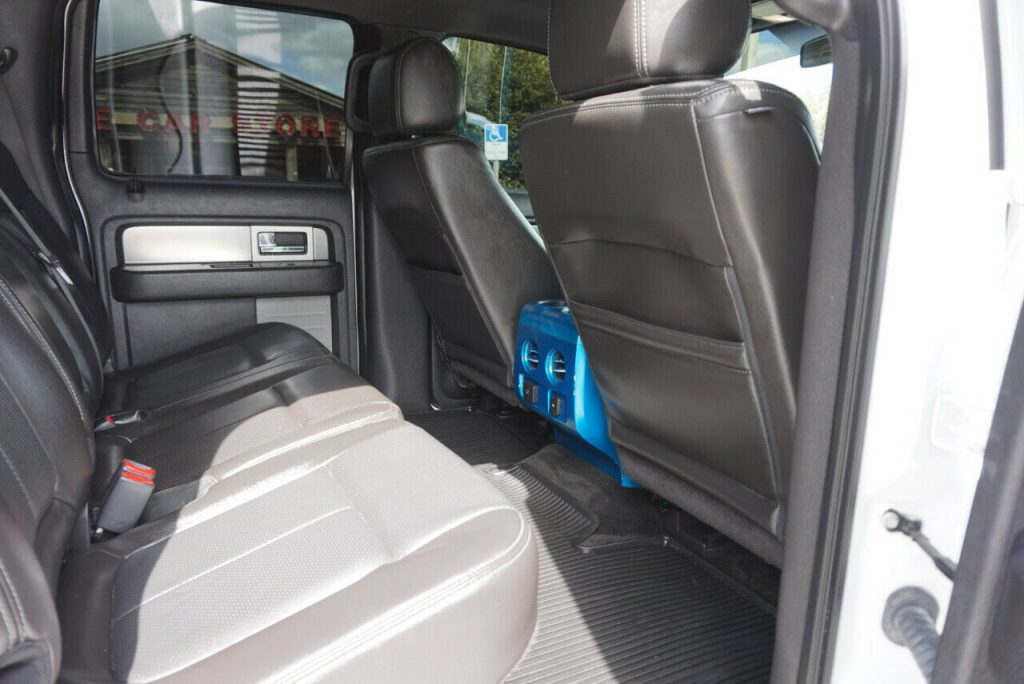 nice and clean 2013 Ford F 150 XLT Supercrew crew cab