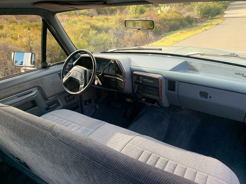 original shape 1989 Ford F 350 F 350 Long Bed Crew Cab