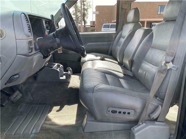 rare 1996 Chevrolet C/K Pickup 3500 Crew Cab
