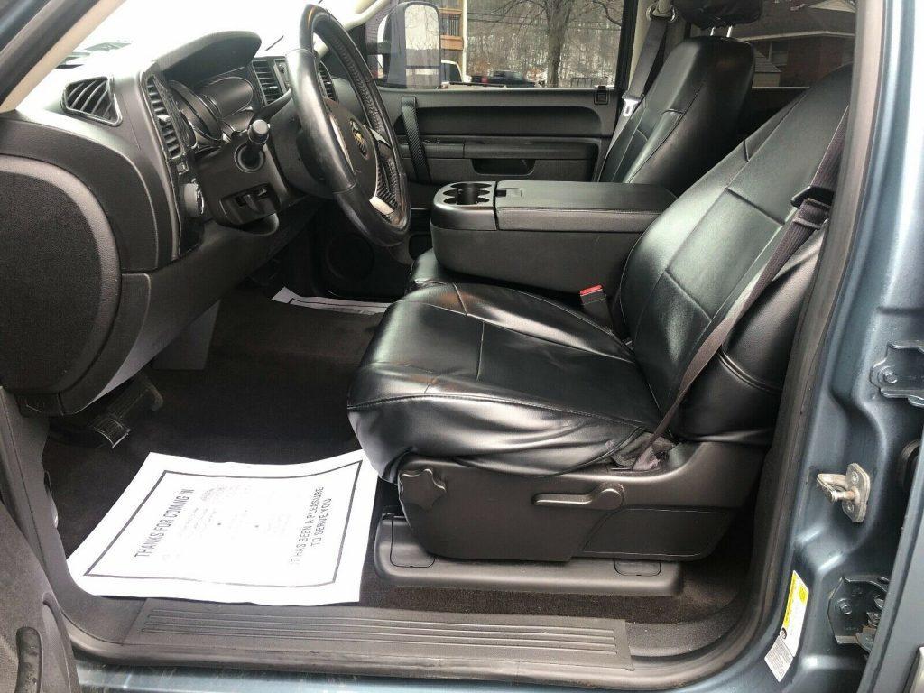 repaired 2013 Chevrolet Silverado 1500 K1500 LT crew cab