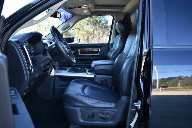 well equipped 2012 Ram 2500 Laramie crew cab
