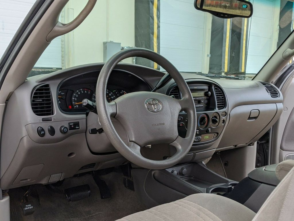 well optioned 2003 Toyota Tundra crew cab