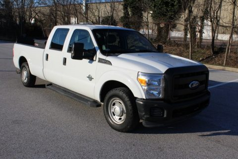 well serviced 2011 Ford F 350 crew cab for sale
