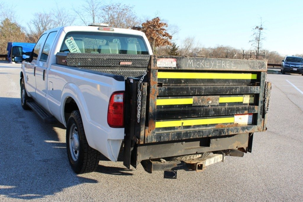 well serviced 2011 Ford F 350 crew cab