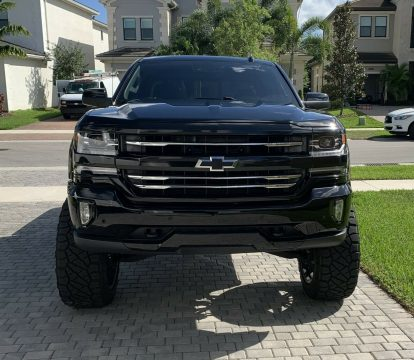 brand new engine 2016 Chevrolet Silverado K1500 HIGH COUNTRY crew cab for sale