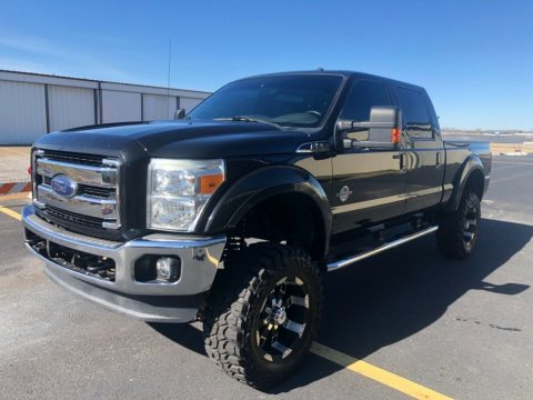 fully loaded 2015 Ford F 350 Lariat 4×4 crew cab for sale