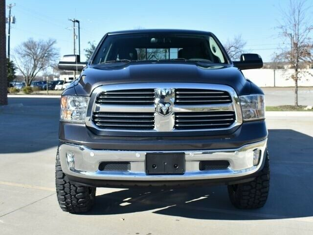 new lift 2016 Ram 1500 Big Horn crew cab