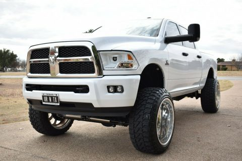 very clean 2016 Dodge Ram 2500 crew c ab for sale