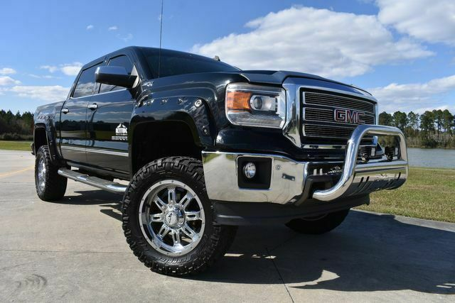 well equipped 2014 GMC Sierra 1500 SLT crew cab