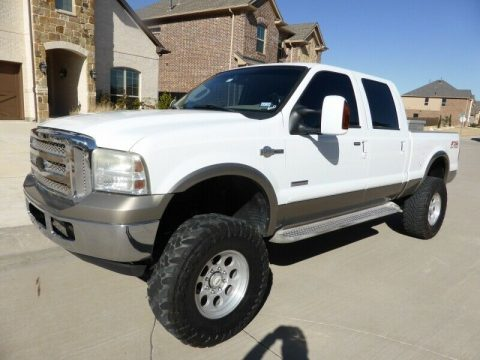 custom wheels 2006 Ford F 250 Crew Cab 156 King Ranch crew cab for sale