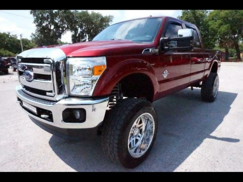 nice and clean 2016 Ford F 250 Lariat crew cab for sale