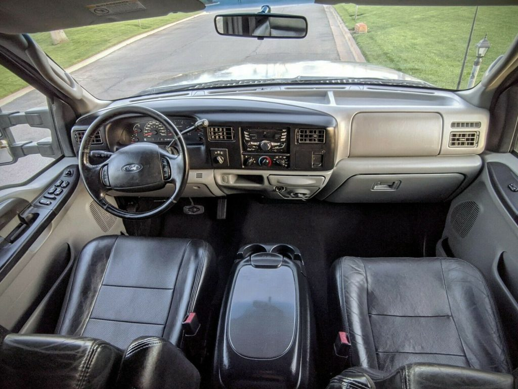rust free 2004 Ford F 250 Short BED crew cab