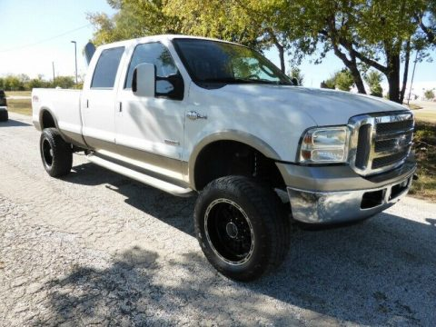 very nice 2006 Ford F 350 Crew Cab 172 King Ranch crew cab for sale