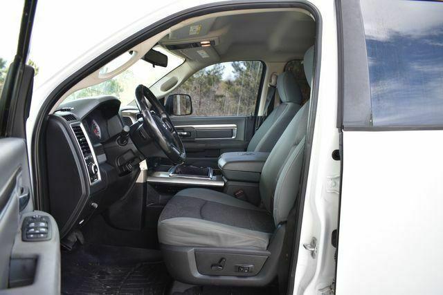 clean 2013 Ram 2500 SLT crew cab