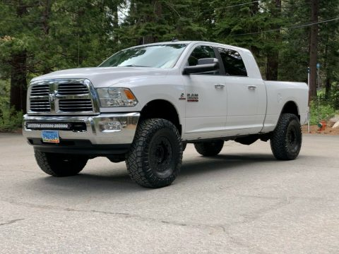 custom 2013 Dodge Ram 3500 SLT crew cab for sale