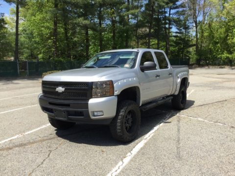 lift kit 2011 Chevrolet Silverado 1500 K1500 LT crew cab for sale